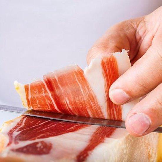 Ham Mes en Slijper (Houten Kist) - BestPriceAlarm