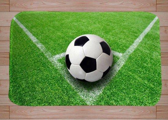 Uitgelezene bol.com   Vloerkleed jongens voetbal 80x120 EP-36