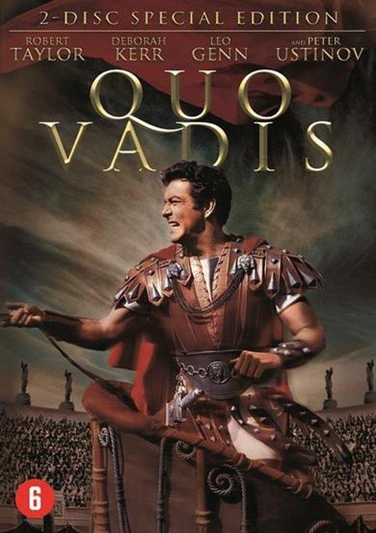 Cover van de film 'Quo Vadis'
