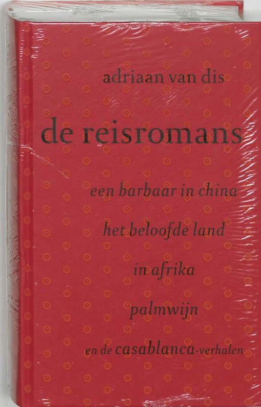De Reisromans - A. van Dis |
