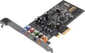 Creative Labs Sound Blaster Audigy FX - Geluidskaart - Zwart