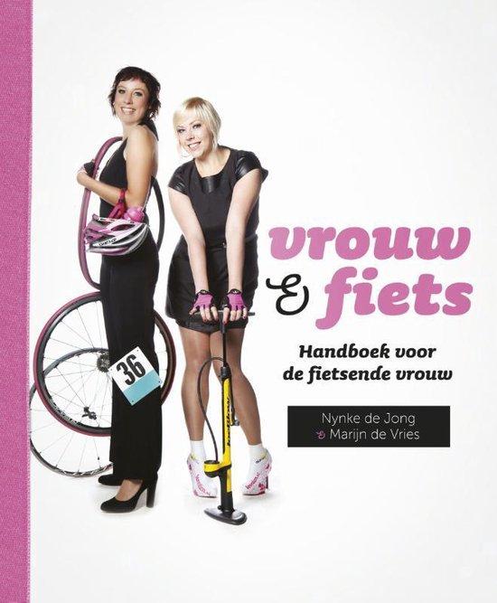Vrouw & fiets - Nynke de Jong |