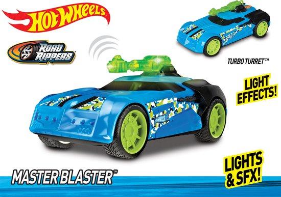 Hot Wheels Master Blaster Turbo Turret - Hot Wheels