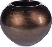 Plantinum Vita Round Bowl Bronze