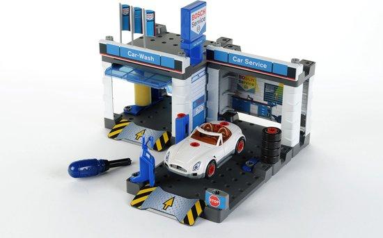 Afbeelding van Bosch Autogarage met Wasstraat speelgoed