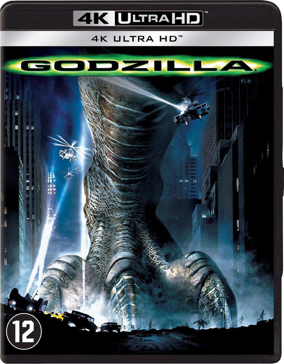 Godzilla (4K Ultra HD Blu-ray)-