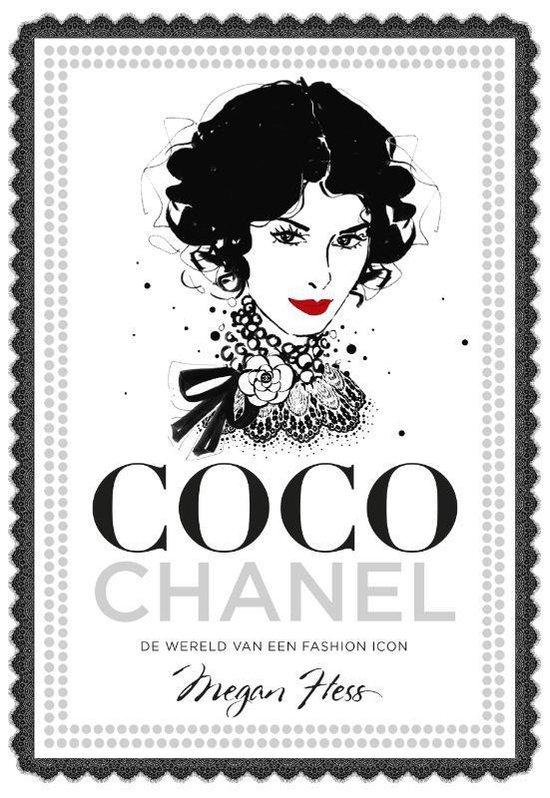 Kinderboeken De Fontein Naslag - Coco Chanel. De wereld van een fashion icon.