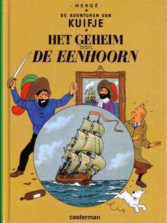 Kuifje A5 11 Het Geheim Van De Eenhoorn - Hergé |
