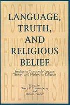Boek cover Language, Truth, and Religious Belief van Frankenberry