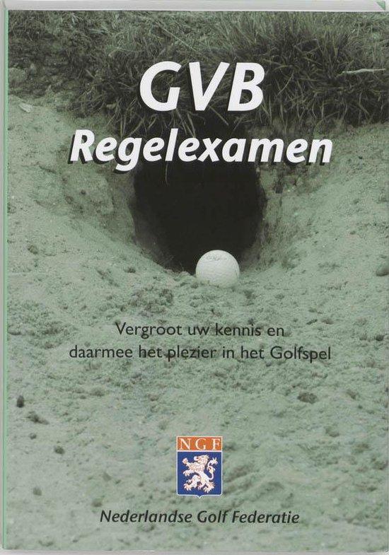 Regelexamen GVB & Handicap - Onbekend  