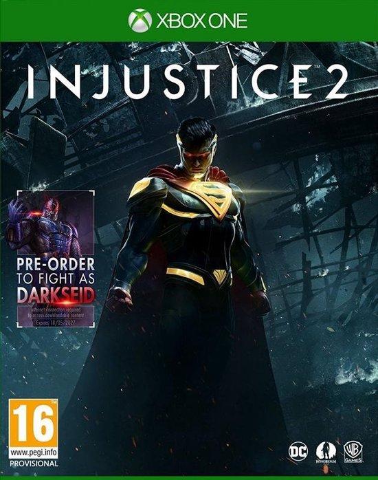 Warner Bros Injustice 2, Xbox One Basis Engels