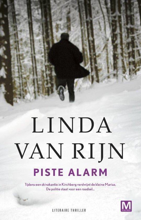 Boek cover Piste alarm van Linda van Rijn