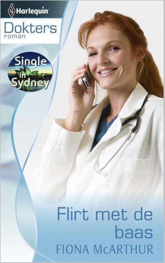 Flirt met de baas - Doktersroman 53B - Fiona McArthur |