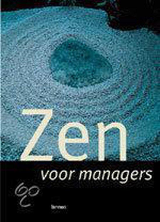 Zen Voor Managers - Gaby Vanden Berghe |