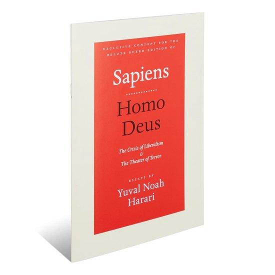 Sapiens/Homo Deus Box Set - Yuval Noah Harari