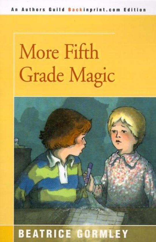 More Fifth Grade Magic