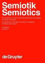 Semiotik / Semiotics. 3. Teilband
