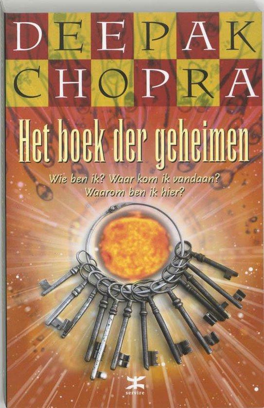 Cover van het boek 'Het boek der geheimen'