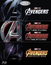 The Avengers 1-3 Boxset (Blu-ray)