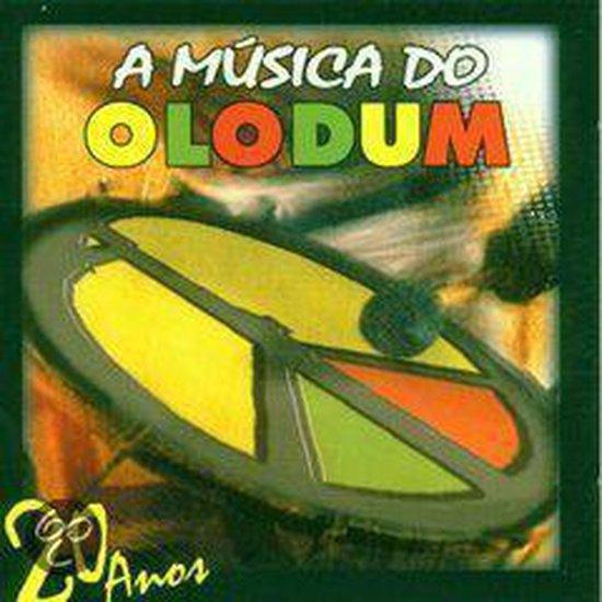 A Musica Do Olodum 20 Ano