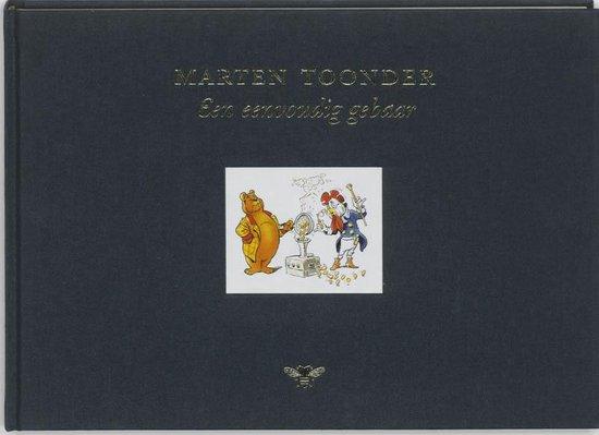 Alle verhalen van Olivier B. Bommel en Tom Poes 59 - Een eenvoudig gebaar - Marten Toonder  