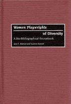 Women Playwrights of Diversity