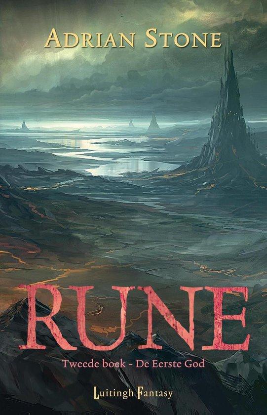 Rune - deel 2: De Eerste God - Adrian Stone  