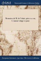 Memoires de M. de Volari. Pties 1-2