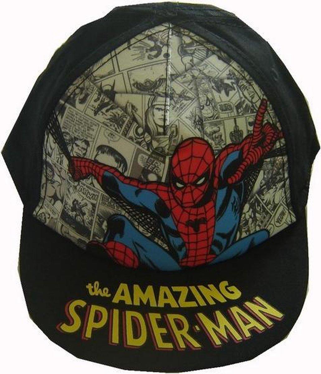 Pet/cap van the Amazing Spiderman maat 128-152 - Suncity