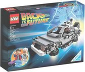 LEGO Ideas The DeLorean time machine