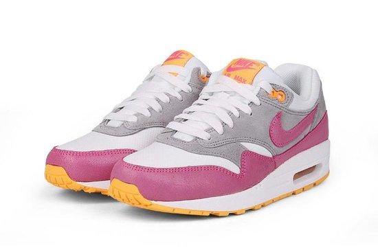 | Nike Air Max 1 Essential WitRoze maat 36 vrouwen
