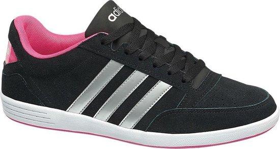 bol.com | Adidas Sneakers Neo Hoops Vl Zwart Dames Maat 43 1/3