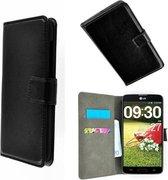 LG Nexus 5 Wallet Bookcase hoesje Zwart