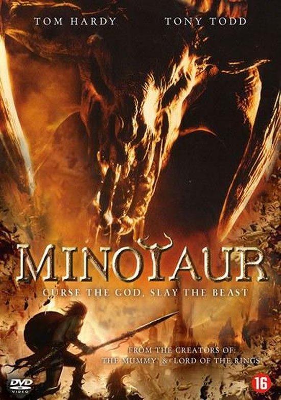 Cover van de film 'Minotaur'