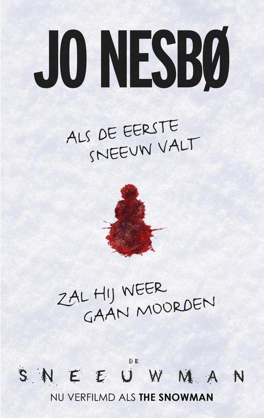 Harry Hole 7 - De sneeuwman - Jo NesbØ pdf epub