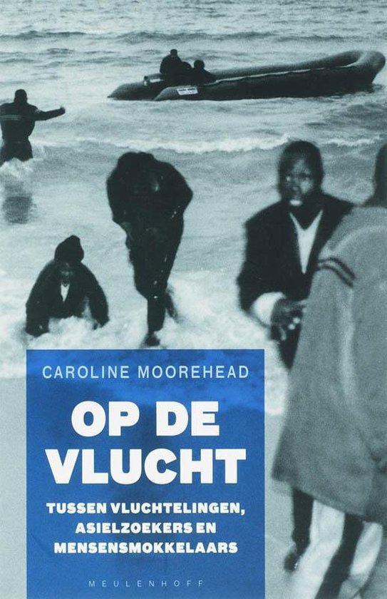 Op de vlucht - Caroline Moorehead  