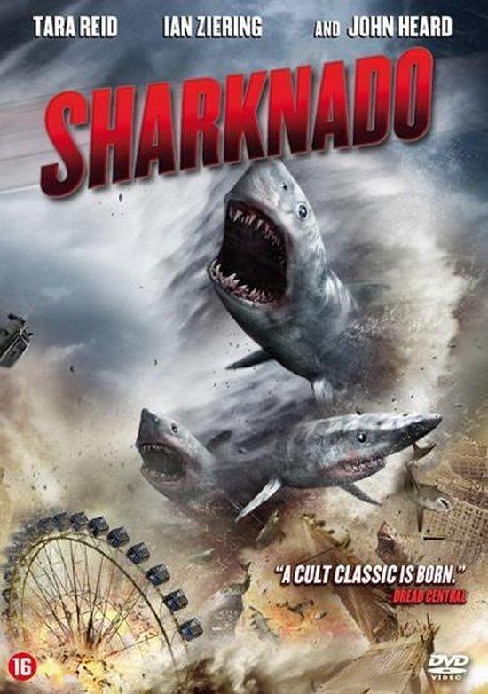 Cover van de film 'Sharknado'