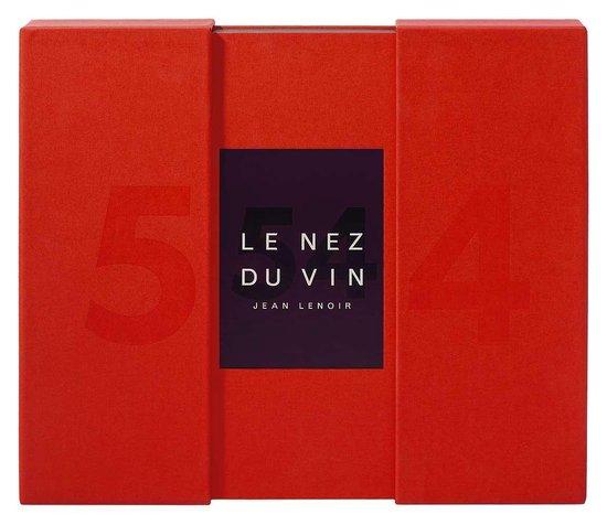 Koelkast: Le Nez du Vin geurdoos wijn - 54 Aroma's (ned), van het merk Jean Lenoir