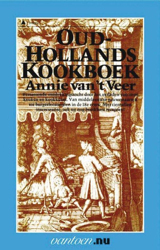 Vantoen.nu - Oudhollands kookboek - A. van 't Veer pdf epub