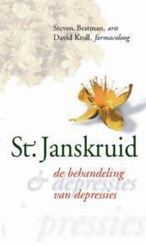 St. Janskruid en de behandeling van depressies - Auteur Onbekend |