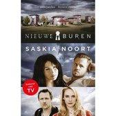 Boek cover Nieuwe buren van Saskia Noort