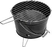 Barbecue Ferraboli smile zwart