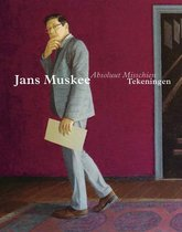 Monografieen van het Drents Museum over hedendaagse figuratieve kunstenaars  -   Jans Muskee