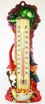 Paolo - Chiari - Binnen - thermometer - koe - en - kip