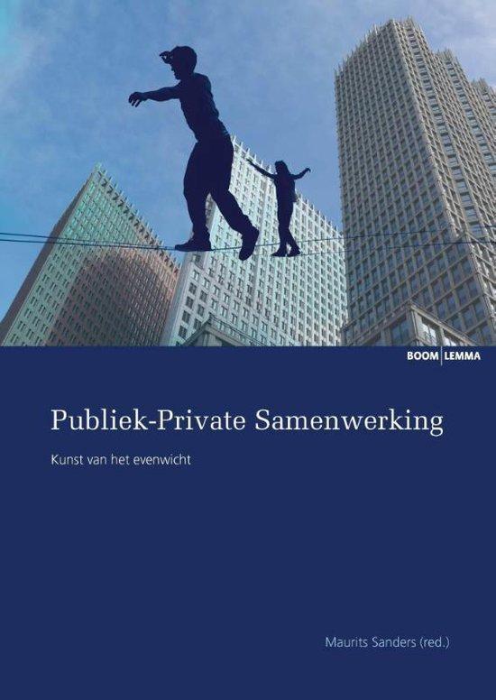 Publiek-private samenwerking: kunst van het evenwicht - none |