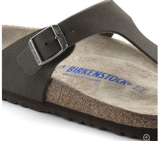 Birkenstock Gizeh Heren Slippers Green Maat 46