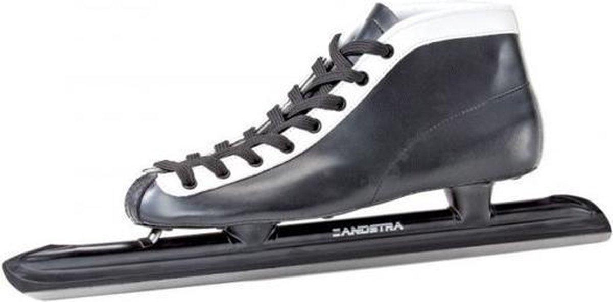 Zandstra schaatsen Noren leren schoen - maat 35