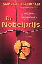 Omslag De Nobelprijs