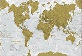 Kras de Wereld® - Nederlandse uitvoering met luxe afwerking - Maps International