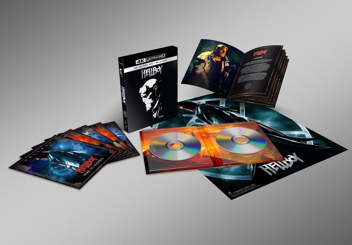 Hellboy (Special Edition) (4K Ultra HD Blu-ray)-
